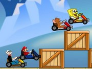 Super Heroes Race 3 Game