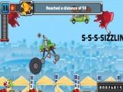 Monster Truck Bloodbath - Truck Games - Car Games