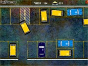 Bombay Taxi Madness - jeux de parking - jeux de voiture