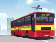 Airport Bus Parking 3 - Car Parking Games - Car Games