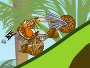 Ice Age Moto - game balap mobil - mobil game