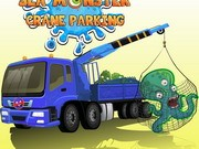 Sea Monster Grue Parking - jeux de parking - jeux de voiture