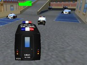 Voitures de police Parking - jeux de parking - jeux de voiture