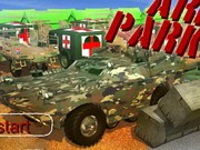 Army Parking - Car Parking Games - Car Games