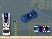 Police Car Parking 2 - bil parkering spel - bil spel