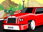 Big Limo Parking - Car Parking Games - Car Games