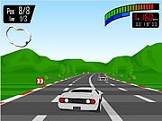 Freegear - game balap mobil - mobil game
