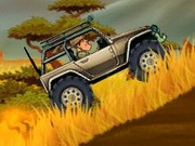 Offroad Safari Game