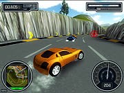Övermoment Stunt Racing Game