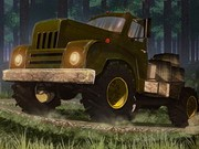 Barrel Truck - game balap mobil - mobil game