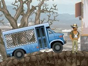 Driver Penjara Bus - game balap mobil - mobil game