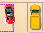 Cute Girl Parking - Car Parking Games - Car Games