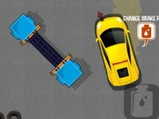 Car Service Parking - Car Parking Games - Car Games