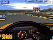 Nascar Racing 3 - game balap mobil - mobil game