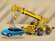 Crane Parking Mania - Car Parking Games - Car Games