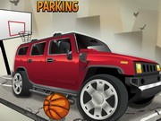 Terrain de basket Parking - jeux de parking - jeux de voiture