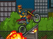 Risky Rider 5 - Bike Games - Car Games