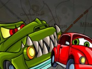 Bil Eats Car 2: Mad Dreams - bil racingspel - bil spel