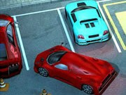 Supercar Parking 3 - Car Parking Games - Car Games
