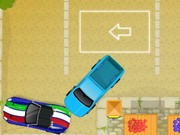 Rome Parking Frenzy - jeux de parking - jeux de voiture
