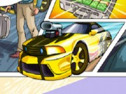 Pencurian Super Cars - game balap mobil - mobil game