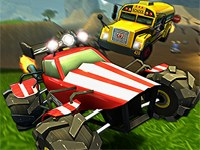 Crash Drive 2 - Car Racing Games - Car Games