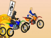 Moto Rush 2 - Bike Games - Car Games