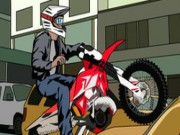 Rush Hour Motocross - Bike Games - Car Games