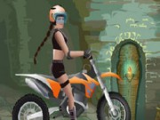 Moto Tomb Racer - Bike Games - Car Games