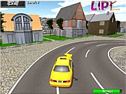 Taxi Parking 3d Game