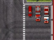 Fire Trucks Driver 2 - jeux de parking - jeux de voiture