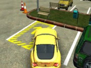 Skill 3D Parking: Mall Madness Game
