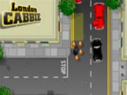 London Cabbie - game parkir mobil - mobil game
