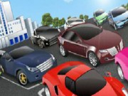 Factory Parking - Car Parking Games - Car Games