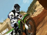 Desert Dirt Motocross - Bike Games - Car Games