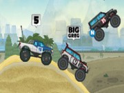 Grand Truckismo - game balap mobil - mobil game