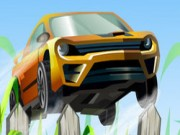 Toy Car Adventure Game