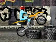 Stunt Bike Master Game