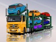 Car Carrier Trailer 3 - Car Parking Games - Car Games