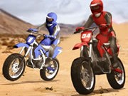 Dirt Bike Racing - cykel spel - bil spel