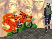 Naruto Bike Mission - Bike Games - Car Games