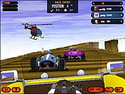 Coaster racer 3 - game balap mobil - mobil game