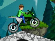 Ben10 Turbo Racer - Bike Games - Car Games