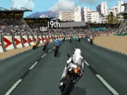 SuperBikes Track Stars - Bike Games - Car Games
