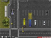 18 Wheels Driver 4 - jeux de parking - jeux de voiture