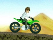 Ben 10 Fun Ride - Bike Games - Car Games