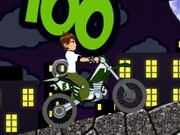 Ben 10 Bike Trip 2 - Bike Games - Car Games