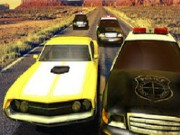 Polisi Chase Crackdown - game balap mobil - mobil game