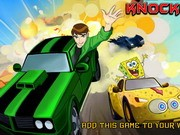 Heroes Knockout - Car Racing Games - Car Games