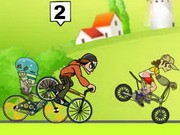 Speed ​​Demon: Bmx Racing - cykel spel - bil spel